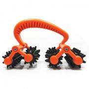Masajeador de rodillo lunar rover ABS para manos / pies / cintura / espalda
