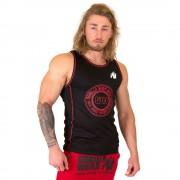 Gorilla Wear Kenwood Tank Top - Black/Red - XL