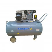 Compresor de aer STAGER HM-V-0.25/250, 8 bar, 250 l