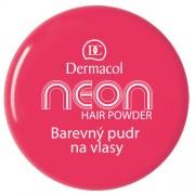 Dermacol Barevný pudr na vlasy Neon 2,2 g č.7 zlatá