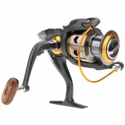 11BB Ball Bearings Left/Right Interchangeable Collapsible Handle Fishing Spinning Reel DK5000 5.2:1