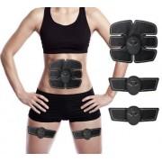 Kit electrostimulare corporala SixPack EMS