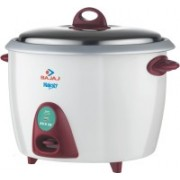 Bajaj Majesty RCX 28 Electric Rice Cooker(2.8 L, White)