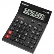 Calculator de birou cu 14 digiti cu ecran rabatabil CANON AS-2400