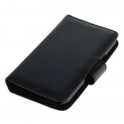 Capa com Cobertura Tipo Livro para Samsung Galaxy J1, Galaxy J1 4G - Preto