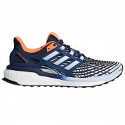 adidas Women's Energy Boost Running Shoes - Indigo/Blue/Orange - US 6/UK 4.5 - Indigo/Blue/Orange