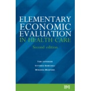 Elementary Economic Evaluation in Health Care (Jefferson Tom)(Paperback) (9780727914781)