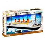 Set de constructie Cobi, RMS Titanic (600 piese!)