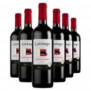 Vins etrangers 6 Chili Cabernet Sauvignon 2016 Gato Negro 75cl