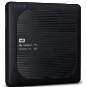 "HDD Extern Western Digital My Passport Wireless Pro, 2TB, 2.5"", USB 3.0 si USB 2.0"