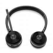 HEADPHONES, HP Unified Communications, Wireless, Microphone, Black (W3K09AA)