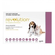 Revolution Kittens / Puppies (Pink) 3 Doses