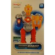Cosmos Robot elemes világító harci robot - Gyerek játék