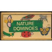 Domino En Bois - Nature Dominoes