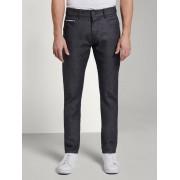 TOM TAILOR Josh regular slim jeans, Heren, Clean Raw Blue Denim, 34/34