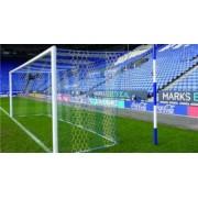 Plasa poarta fotbal 7.32 x 2.44m, ochiuri hexagonale
