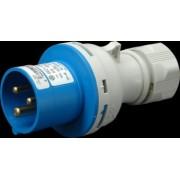 Stecher monofazat 3 X 32A 230V IP44 IV 3232 SEZ