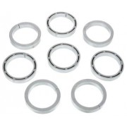Stairville Snap Protector Ring Si 8pcs