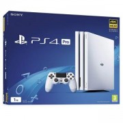 Конзола Sony PlayStation 4 Pro 1TB White (PS4)