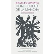 Don Quijote de la Mancha. Edicion Rae / Don Quixote de la Mancha. Rae, Hardcover/Miguel De Cervantes