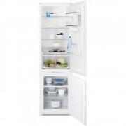 Combina frigorifica incorporabila Electrolux ENN2851AOW, 253 l, H 178 cm, clasa A+