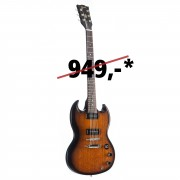 Gibson SG Special Single Coil Limited Satin Vintage Sunburst
