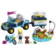 LEGO Vehiculul cu remorcă al Stephaniei