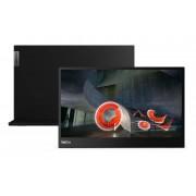 Lenovo ThinkVision M14 Monitor Piatto per Pc 14'' Full Hd Led Nero