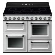 SMEG Cocina Inducción Smeg Tr4110iwh 110cm Blanco