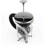 Bison Mrine French Press 4 Cups Coffee Maker(Black)