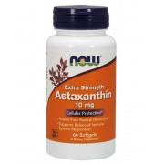 Now Astaxanthin 10 mg lágyzselatin kapszula 60 db