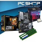 INTEL Coffee Lake i7 9700 Extreme Bundle