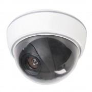 Silverline 828951 Dummy koepelcamera met knipperende LED
