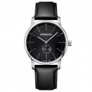 Wenger Urban Classic Reloj de cuarzo acero inoxidable