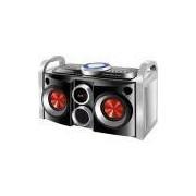 Mini System Mondial Super Sound Box MS-08B com Entrada USB/SD/AUX e Rádio FM - 30W