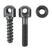 Brownells 115 Swivel Part Set - Blue Swivel Parts Set