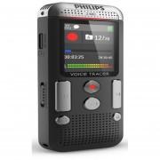Grabadora Voz Philips DVT2510 USB Negro