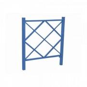 Procity Zábradlí Diamant 100 cm modrá - ral 5010