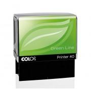 Colop Printer IQ 40 Green Line szövegbélyegző