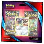 Non distribué Pack Pokemon 2 Boosters Bamboiselle