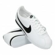 "Nike Classic Cortez Leather ""White/Black"""