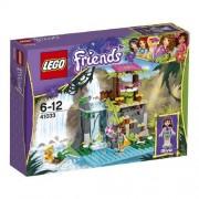 LEGO Friends 41033 - Záchrana u vodopádů v džungli