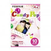 Fujifilm Instax Mini Colorfilm Candy Pop (1-Pak)