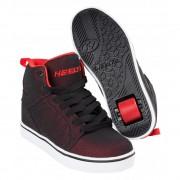 Heelys Uptown Black/Red Super Mesh