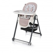 Stolica za hranjenje Baby Design PENNE grey