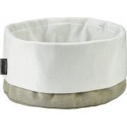 Stelton Pojemnik na pieczywo Stelton biało-piaskowy