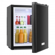 Klarstein MKS-10 kylskåp 24 liter svart 0 dB