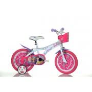 Bicicleta Barbie 16 - Dino Bikes-166BA