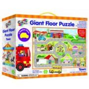 Giant Floor Puzzle Orasul 30 piese