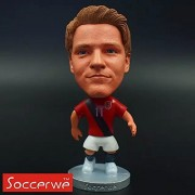 """Pi² Football Star Soccer Player Star 11# Martin Odegaard Norway 2.5"""" Action Figure"""